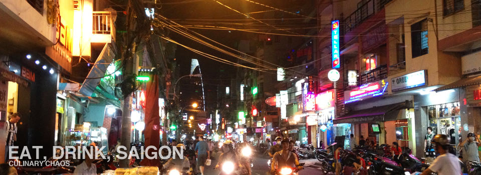 Eat, Drink, Saigon